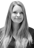 Jenny Glansk, Development Manager