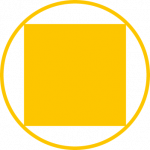 K-File cutting symbol yellow